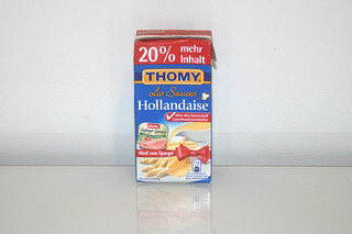 06 - Zutat Sauce Hollandaise / Ingredient hollandaise sauce