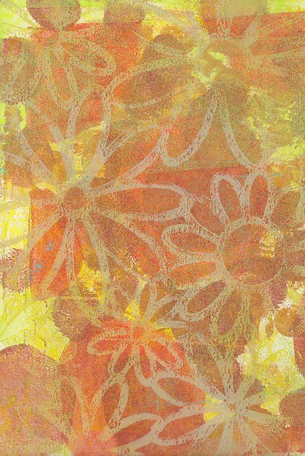 gelli orange-brown