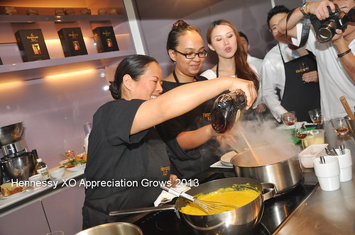 Hennessy XO Appreciation Grows 2013 cookin curried soup