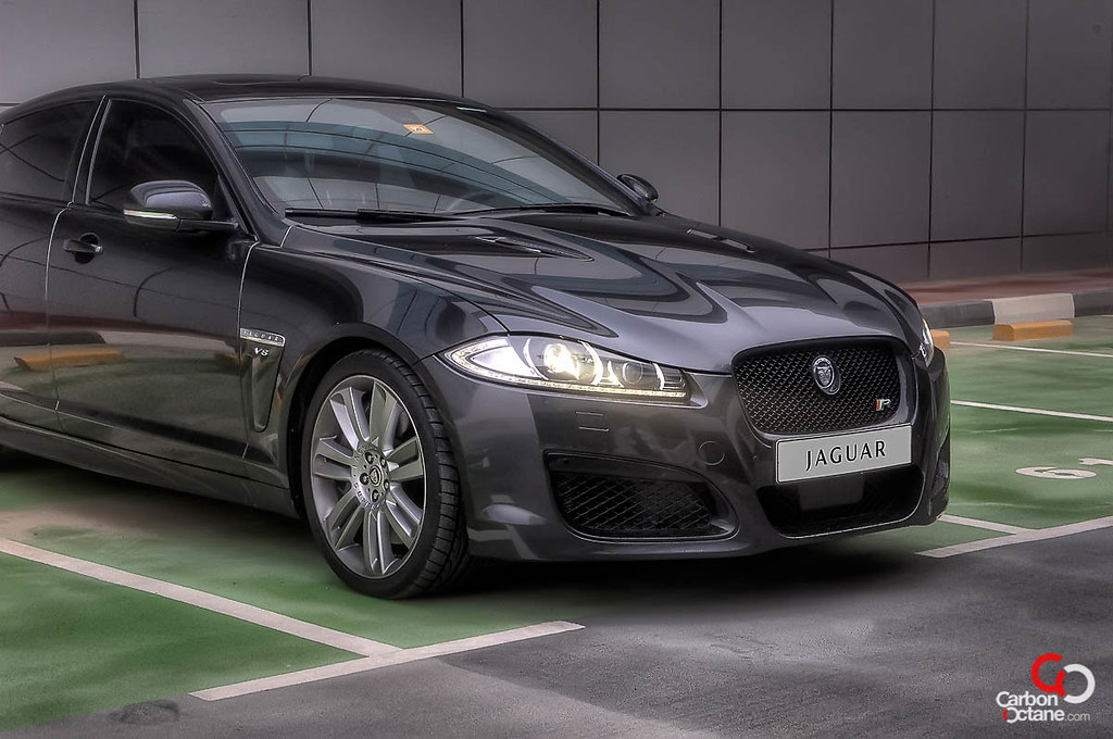 2013 Jaguar Xfr Review Carbonoctane