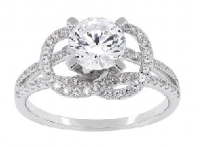 diamond nexus engagement ring