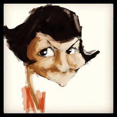 Amelie.ipad procreate