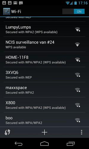 Wi-Fi Fun