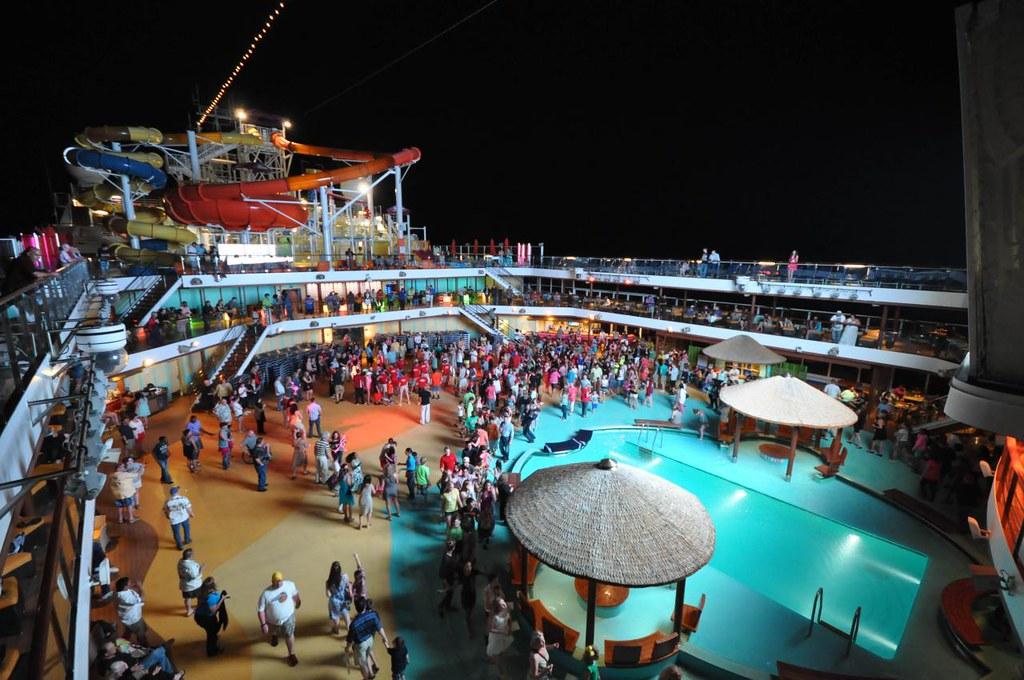 Carnival Magic At Night Flickr Photo Sharing