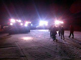 La sorpresa por la noche fue mayúscula, ... teniendo la oportunidad de realizar una actividad en la nieve fuera del alcance de cualquiera Andorra, #experiencia mucho más que nieve - 8579984513 e3359dd9e2 n - Andorra, #experiencia mucho más que nieve