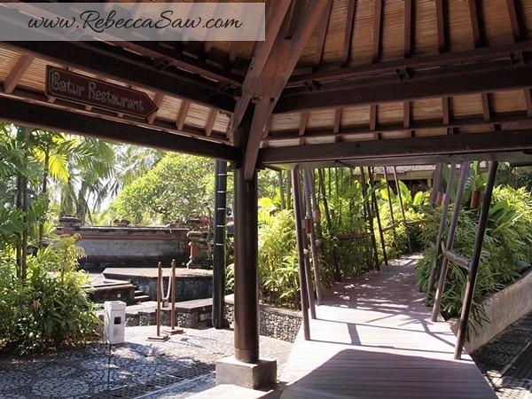 Club Med Bali - Breakfast @ Batur Restaurant - Rebeccasaw