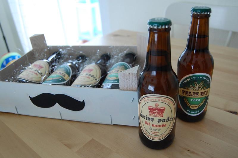 cervezas personalizadas día del padre