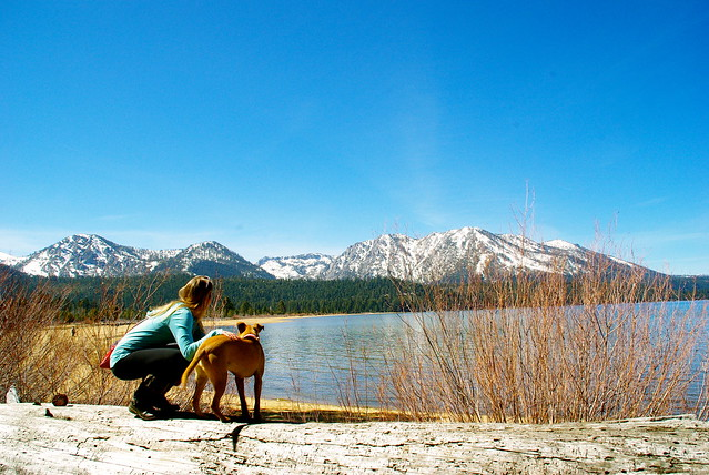care and wilma on lake tahoe