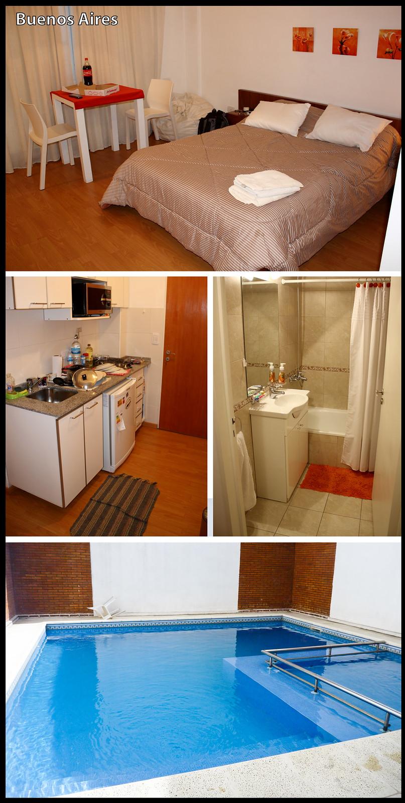 Buenos Aires - apartamento de temporada