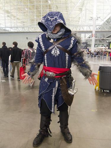 Ezio Cosplayer
