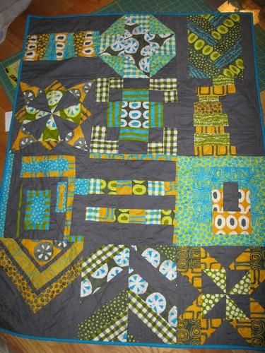 Malka quilt