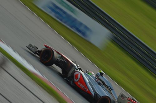 Sergio Perez - Mclaren - 2013 Formula 1 Petronas Malaysia Grand Prix