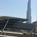 Dubai tube station