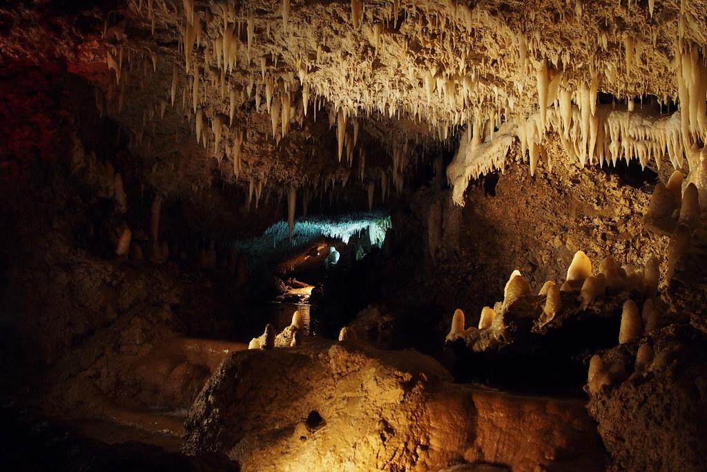 Harrison's Cave, Barbados