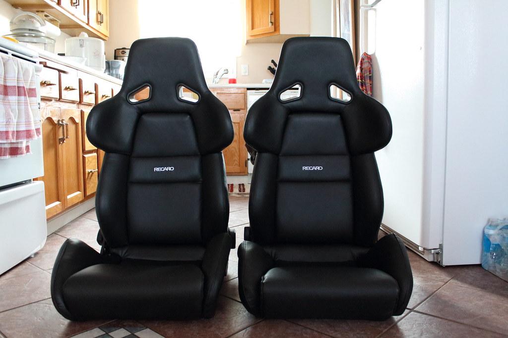 Seats Showcase Recaro Oem Hardback Bucket Sport Shells