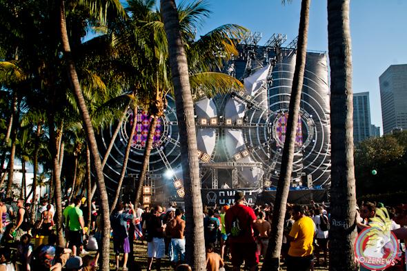 Koan Sound @ Miami Ultra Fest 2013