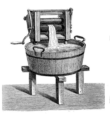 Machine a laver mecanique