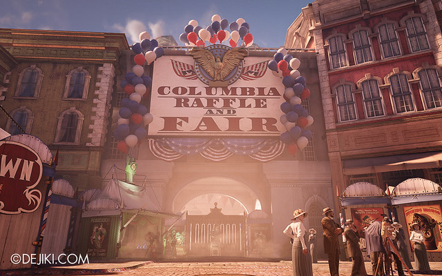 BioShock Infinite - Gateway to the Raffle