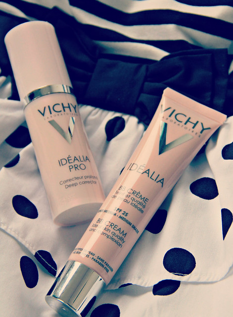 Now Testing: Vichy Idéalia I Style By Charlotte