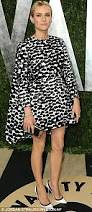 Diane Kruger Monochrome Trend Celebrity Style Women's Fashion