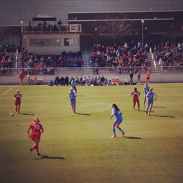 Washington Spirit vs UNC