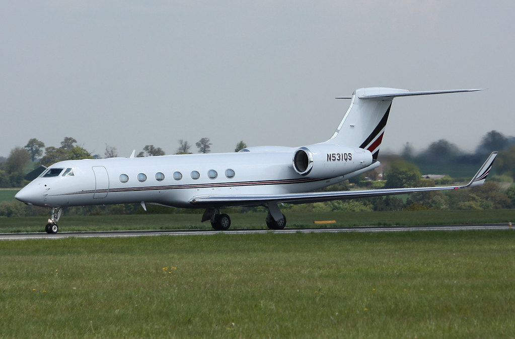 N531QS - GLF5 - Kyrgyz International Airlines
