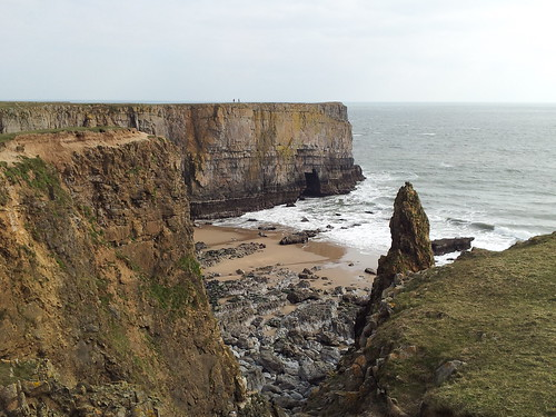 Broadhaven to Stackpole - 5