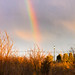 Small photo of Rainbow in Squantum
