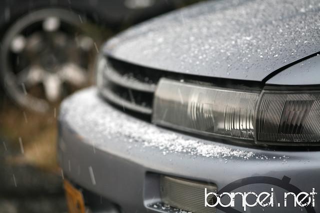 Wangan Warriors: Snowy Silvia S13