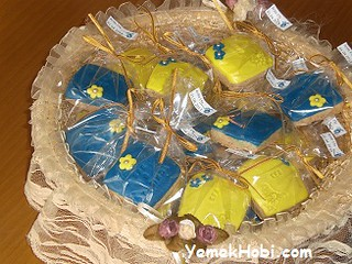 renkli kurabiyeler