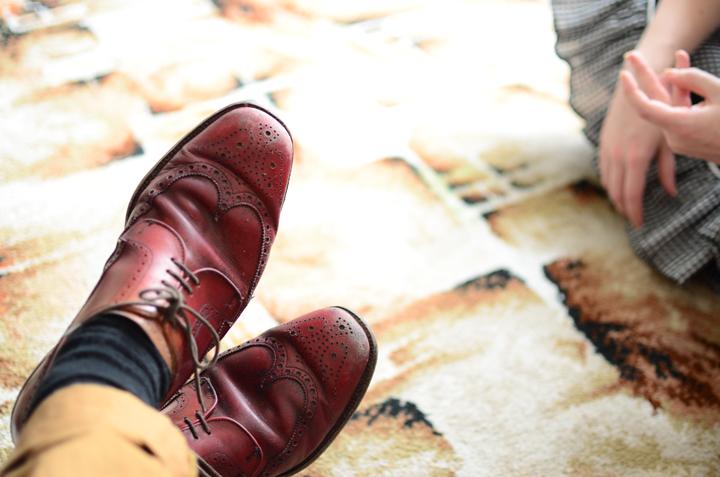 john shoes