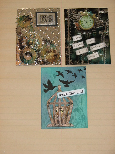 Ink Stains March Charm n ATC Swap 040