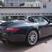 2011 Porsche 911 Carrera S Cabriolet Basalt Black on Black 6spd in Beverly Hills @porscheconnection 1175