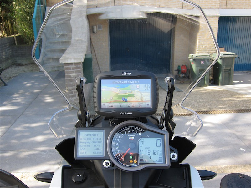 1190 gps mount - show me yours | Adventure Rider