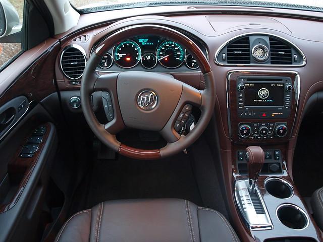 2013 Buick Enclave 12