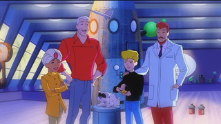 Johnny Quest characters in Scooby-Doo! Mystery Incorporated