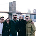 Jonny Gotham, Jen, Cameron, Akbar & Jonnie. by bekka palmer