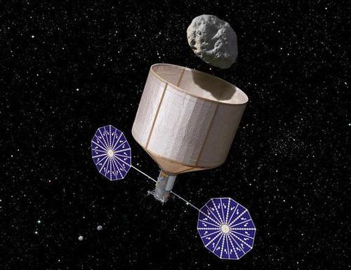 Missione su un asteroide