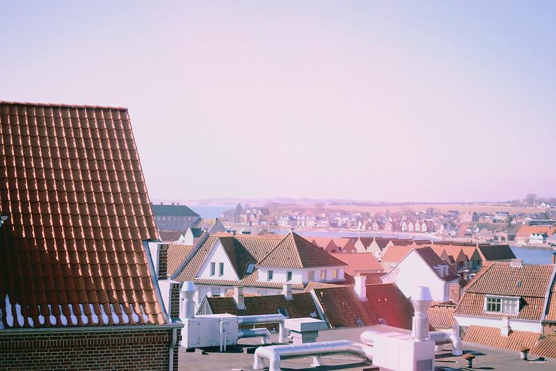Sonderborg in April