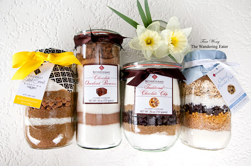 Sisters Gourmet Brownies and Cookies Mixes