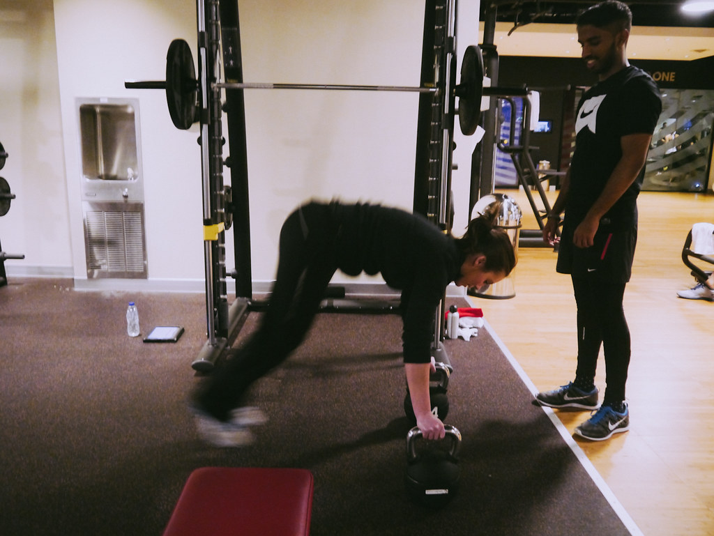 The 12 Week Challenge with Virgin Active | Yin & Yang