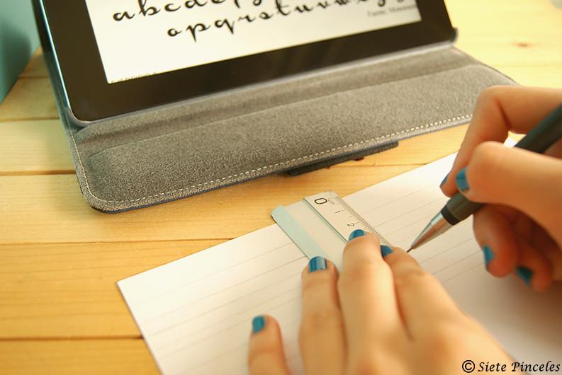 Aprender caligrafia 3_Handlettering 2