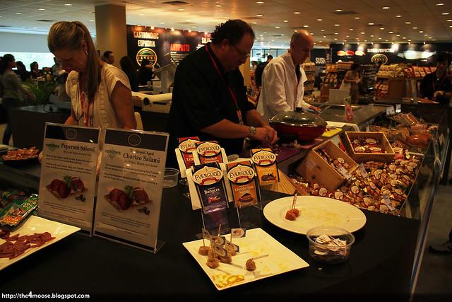 Savour 2013 - Gourmet Market