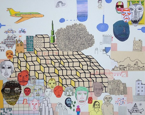 Nate Otto, Neighborhood connections, 2012