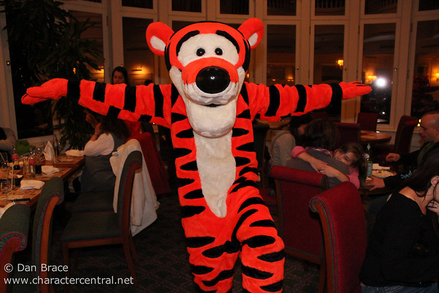 Character fun at Inventions