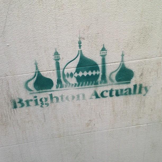 Brighton Actually.
