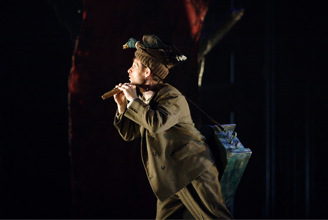 Simon Keenlyside in Die Zauberflöte © ROH/Catherine Ashmore, 2005