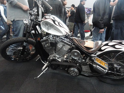 Indian Larry bike