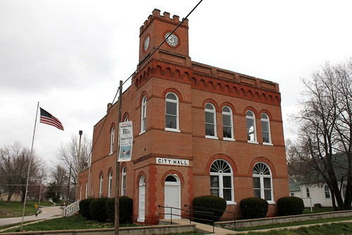 City Hall - Forest City, MO