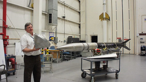 NASA Wallops Sounding Rocket Payload Processing Facility